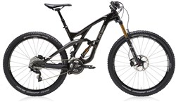 "Image of Polygon Collosus T8 Black 27.5"" 2017 Mountain Bike"