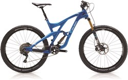 "Image of Polygon Collosus T8 Blue 27.5"" 2017 Mountain Bike"