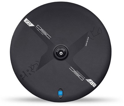 Image of Pro Carbon Disc Rear Tubular Wheel For 10/11 Speed