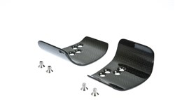 Image of Pro Spare Missile And Synop Carbon Time Trial Bar Armrest Set