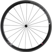 Image of Profile Design 38 Twenty Four Full Carbon Clincher Disc Brake Wheel - Front
