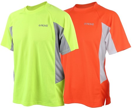 Image of Proviz Active T Short Sleeve Cycling Jersey