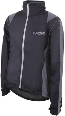 Image of Proviz Nightrider Waterproof Cycling Jacket