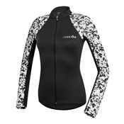 Image of RH+ Camou Womens Thermo Long Sleeve Cycling Jersey AW17