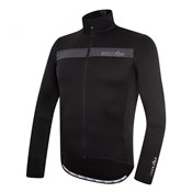 Image of RH+ Logo Thermo Long Sleeve Cycling Jersey AW17