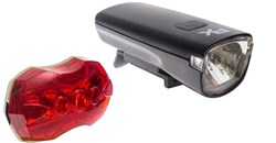 Image of RSP Icon 3 LED Front and 5 LED Rear Light Set