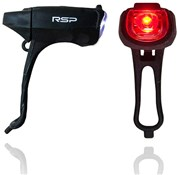 Image of RSP Mico Pro Back Up USB Rechargeable Front/Rear Light
