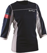 Image of Race Face Khyber Womens 3/4 Sleeve Cycling Jersey