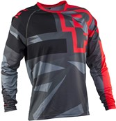 Image of Race Face Ruxton Long Sleeve Cycling Jersey