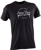 Image of Race Face Saw Short Sleeve T-Shirt