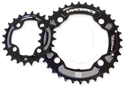 Image of Race Face Turbine 10 Speed Double Chainring Set