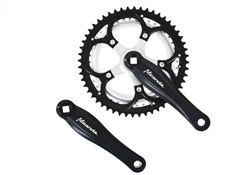 Image of Raleigh Alloy/Steel Road Bike Chainset - 52/42 x 170 mm
