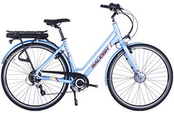 Image of Raleigh Array E-Motion Low Step 700c Womens 2017 Electric Hybrid Bike