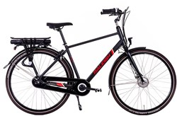 Image of Raleigh Array Hub Emotion 7 Speed 700c 2017 Electric Bike