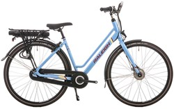 Image of Raleigh Array Hub Emotion 7 Speed 700c Womens 2017 Electric Bike