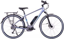 Image of Raleigh Captus 9 Speed 700c 2017 Electric Hybrid Bike