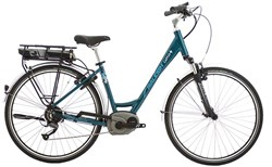 Image of Raleigh Captus 9 Speed 700c Womens 2017 Electric Hybrid Bike