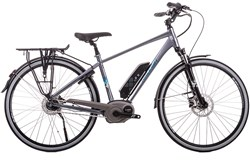 Image of Raleigh Captus Hub Gear 8 Speed 700c 2017 Electric Hybrid Bike