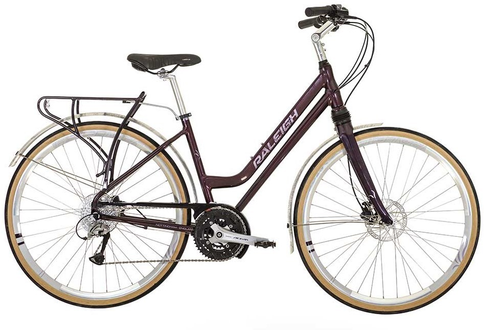 Raleigh Centros Two Womens 2017 Hybrid Bike