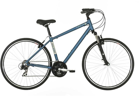 Image of Raleigh Circa 3 2017 Hybrid Bike