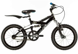 Image of Raleigh MX16FS 16w - Ex Display 2016 Kids Bike