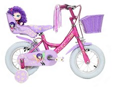 Image of Raleigh Molli 12w Girls 2017 Kids Bike