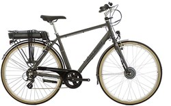 Image of Raleigh Pioneer E Crossbar 700c 2016 Electric Hybrid Bike