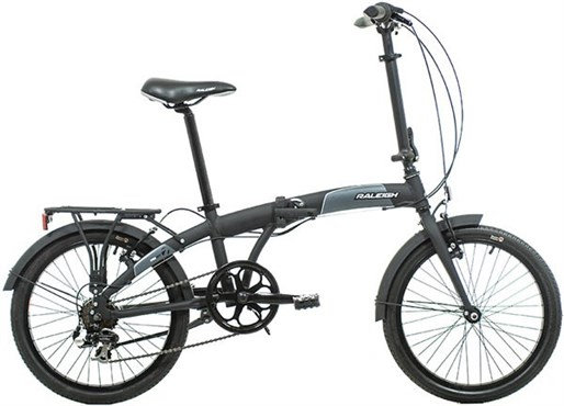 Raleigh Stowaway 7 - Ex Demo 2016 Folding Bike