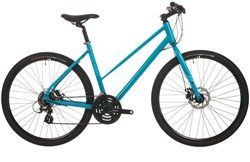 "Image of Raleigh Strada 2 27.5"" Womens 2018 Hybrid Bike"