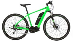 Image of Raleigh Strada Crossbar TSE 9 Speed 700c 2017 Electric Hybrid Bike