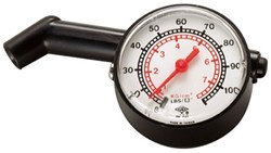 Image of Raleigh Tyre Pressure Gauge