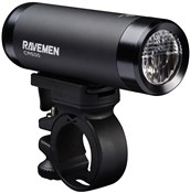 Image of Ravemen CR500 USB Rechargeable DuaLens Front Light with Remote