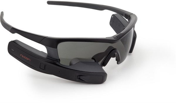 Image of Recon Instruments Jet Black - Heads Up Display Smart Eyewear