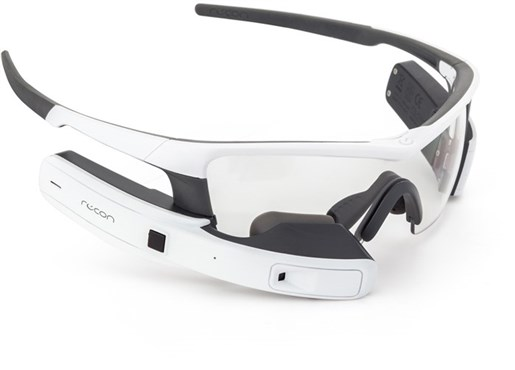 Image of Recon Instruments Jet White - Heads Up Display Smart Eyewear