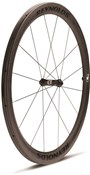 Image of Reynolds 46 Aero Clincher Front Road Wheel
