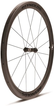 Image of Reynolds 46 Aero Tubular Front Road Wheel