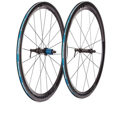 Image of Reynolds 46 Aero Tubular Road Wheelset