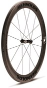 Image of Reynolds 58 Aero Clincher Road Wheels