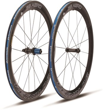 Image of Reynolds 58 Aero Clincher Road Wheelset