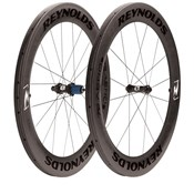 Image of Reynolds 72 Aero Tubular Road Wheelset