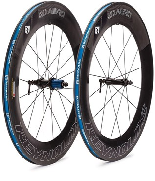 Image of Reynolds 90 Aero Clincher Road Wheelset
