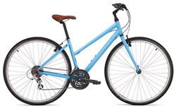 Image of Ridgeback Anteron Open Frame Womens 2016 Hybrid Bike