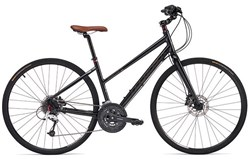 Image of Ridgeback Element Open Frame Womens 2016 Hybrid Bike