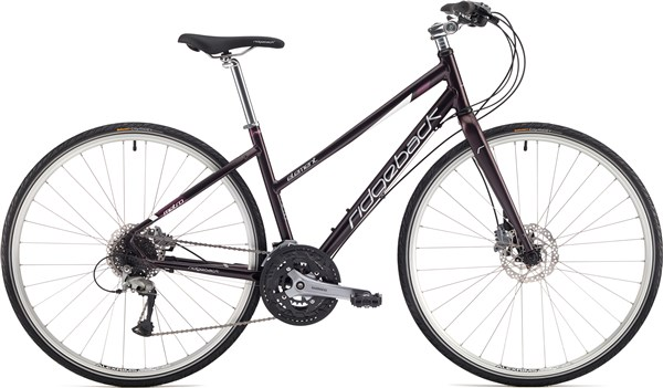 Image of Ridgeback Element Open Frame Womens  2017 Hybrid Bike