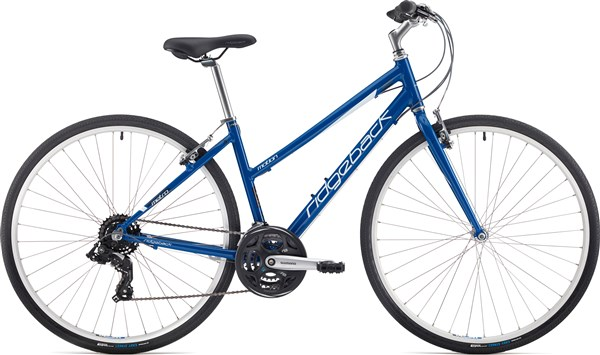 Image of Ridgeback Motion Open Frame Womens  2017 Hybrid Bike