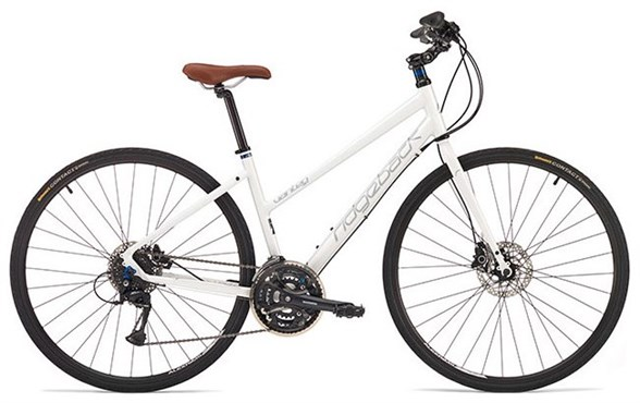 Image of Ridgeback Vanteo Open Frame Womens 2016 Hybrid Bike