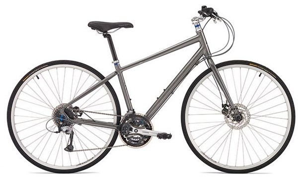 Image of Ridgeback Velocity Disc 2016 Hybrid Bike
