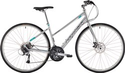 Image of Ridgeback Velocity Open Frame Womens  2017 Hybrid Bike