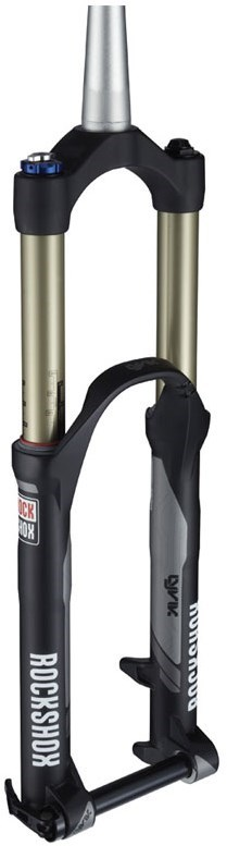 RockShox Lyrik RC2DH - Solo Air 170 MaxleLiteFR20 - Mission Control DH - Disc  2016