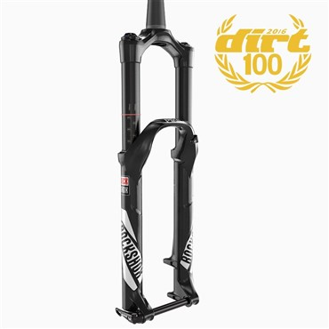 "RockShox Pike RCT3 - 26"" MaxleLite15 - Solo Air 150 - Crown Adj Alum Str - Tapered - Disc  2016"